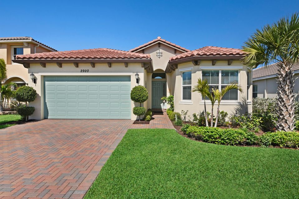 2920 Bellarosa Circle  West Palm Beach FL 33411