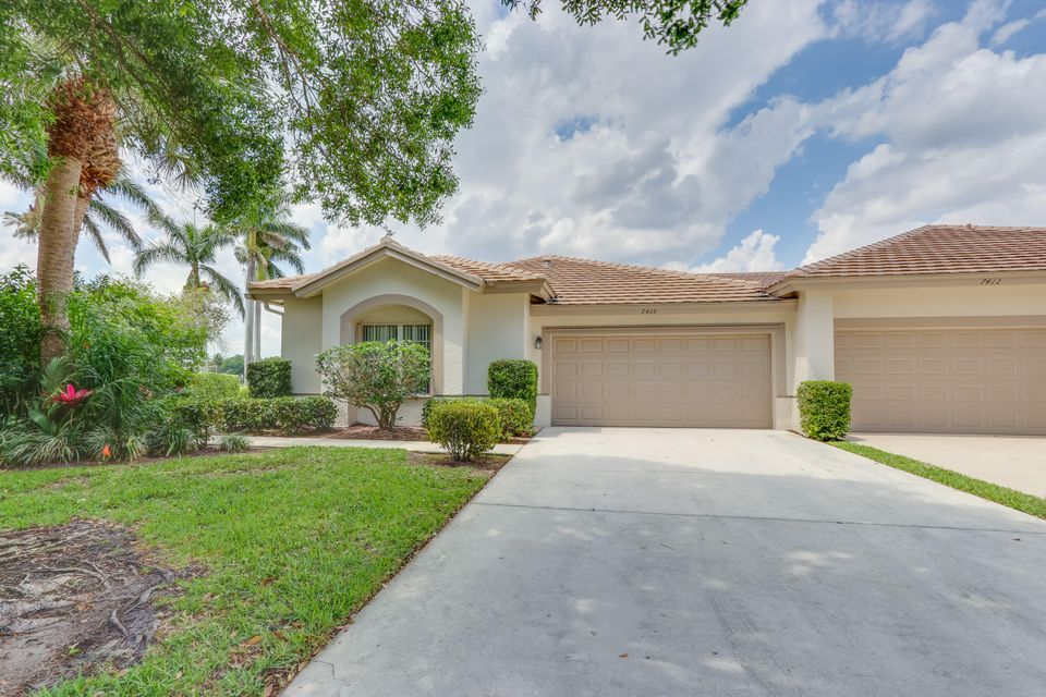 7416 Rockbridge Circle  Lake Worth, FL 33467