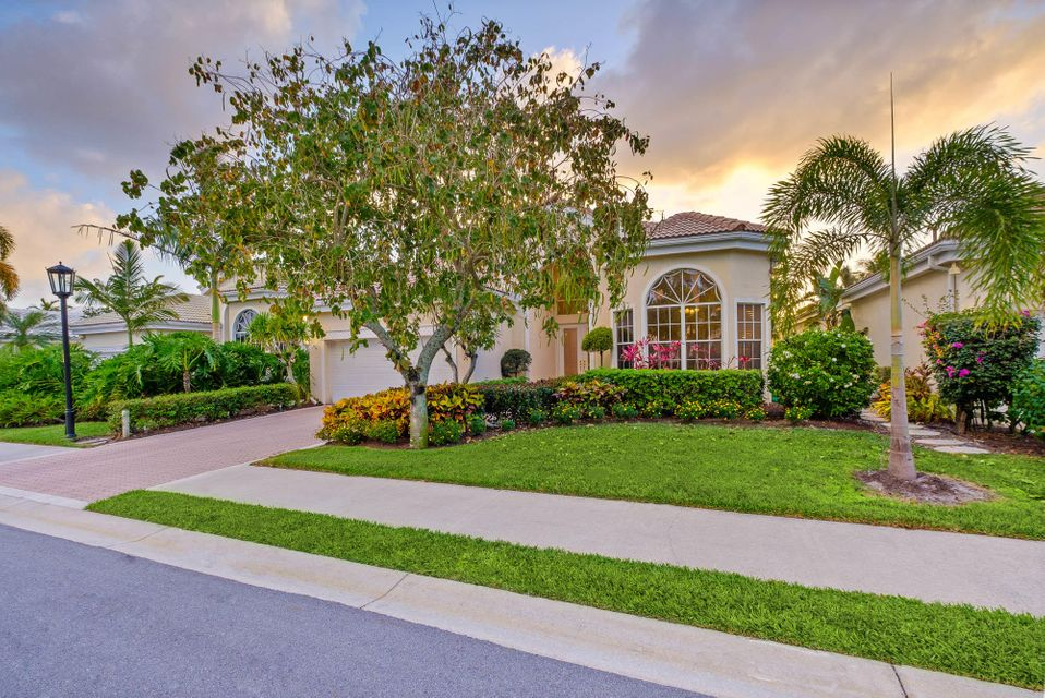 Home for sale in Windward Palm Beach Gardens Florida
