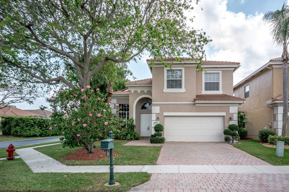 Home for sale in Addison Trace Delray Beach Florida