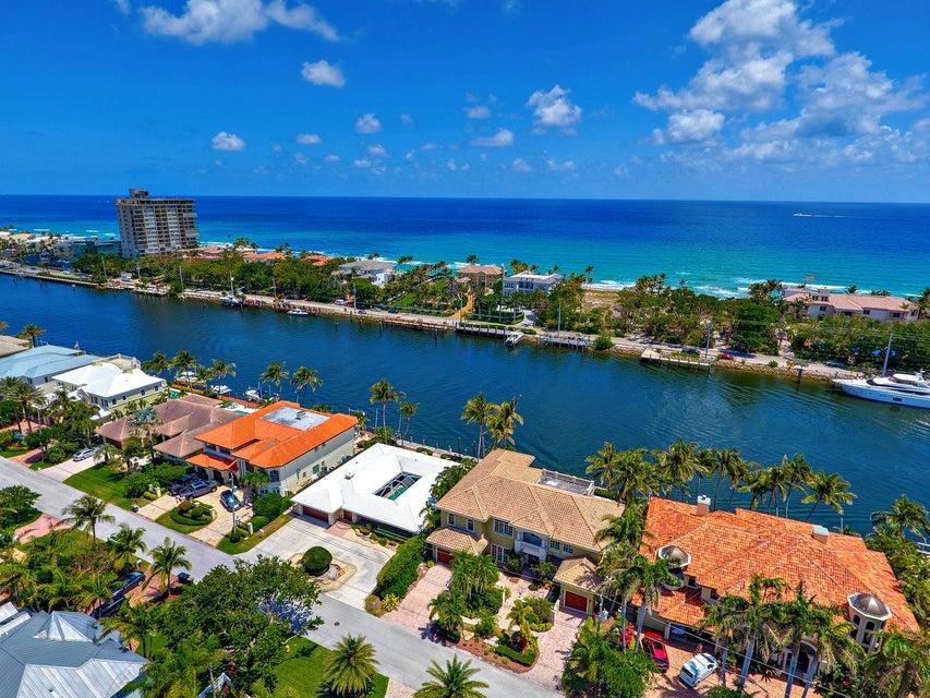 Single Family Home for Sale at 3416 NE 31st Avenue 3416 NE 31st Avenue Lighthouse Point, Florida 33064 United States
