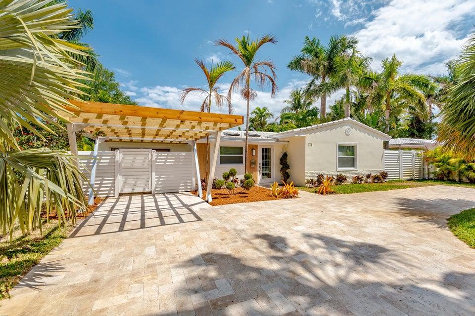 Home for sale in MACARTHUR PARK 19-31 B LOT 12 BLK 4 Fort Lauderdale Florida