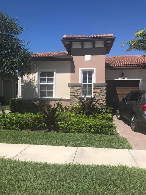 VILLAGGIO RESERVE home 14999 Barletta Way Delray Beach FL 33446
