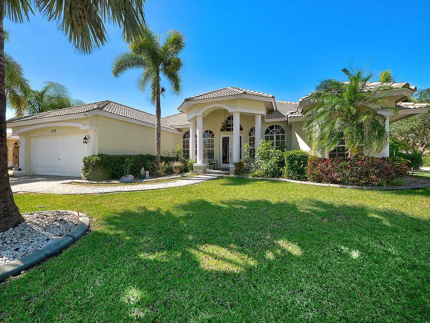 259 Ponderosa Court  Royal Palm Beach FL 33411