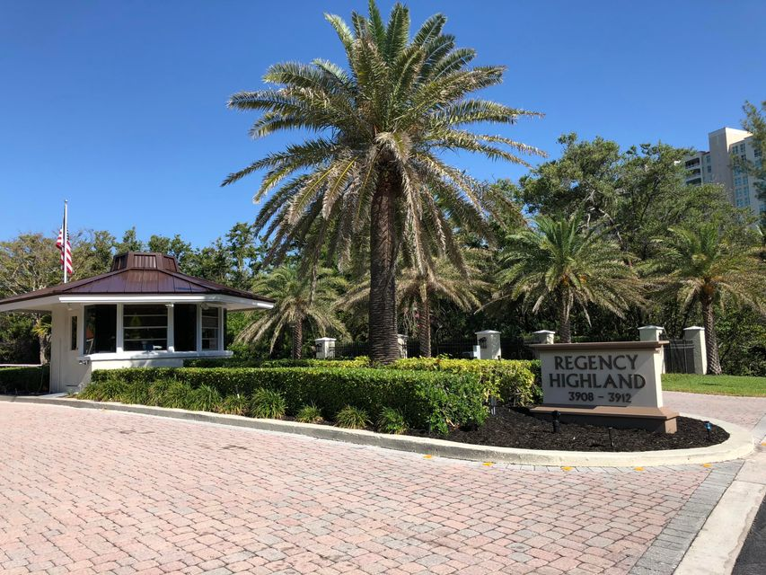 Home for sale in Regency Highland Club Highland Beach Florida