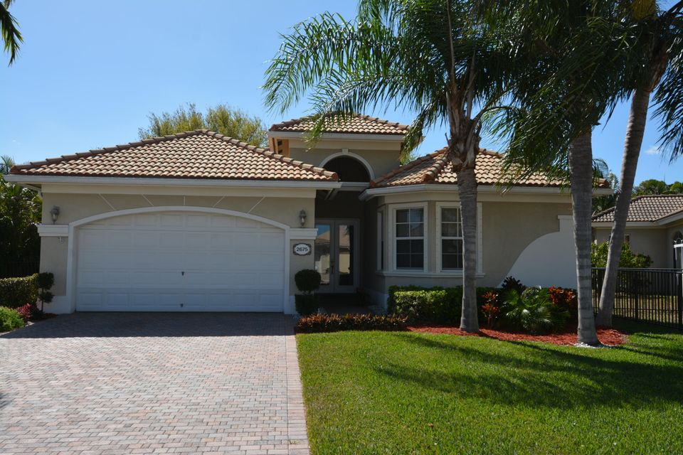 2675 San Andros  West Palm Beach, FL 33411