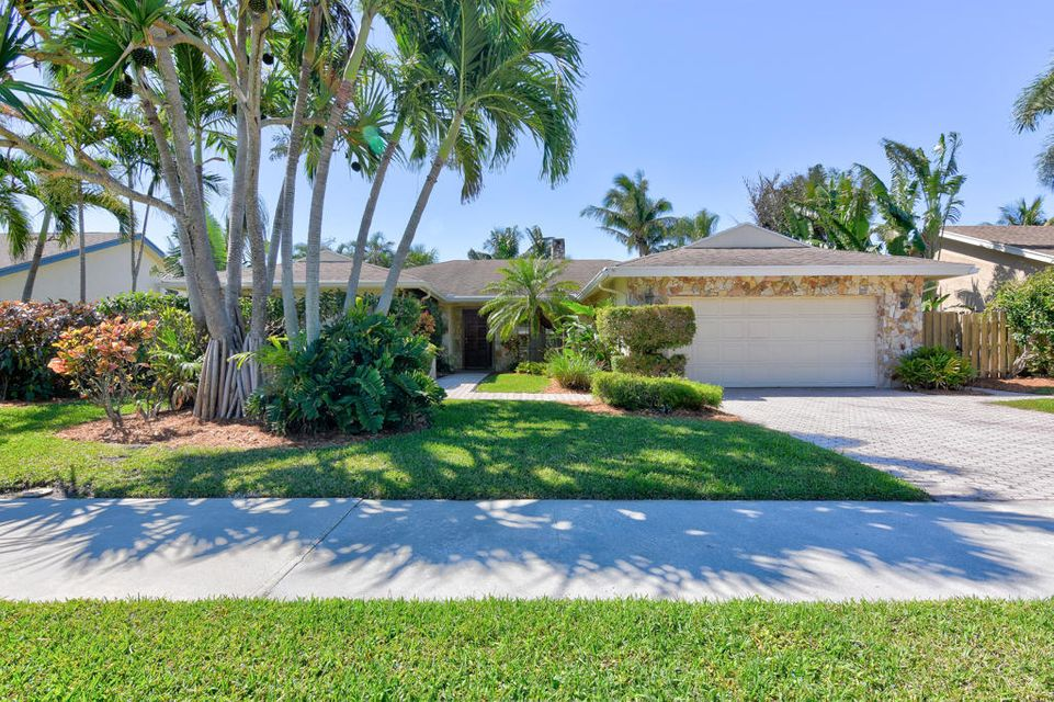 4826 Sugar Pine Drive  Boca Raton FL 33487
