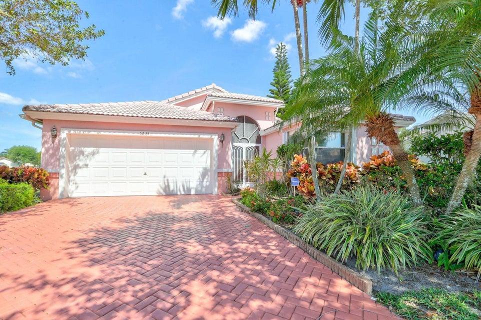 CORAL LAKES home 6233 Coral Reef Terrace Boynton Beach FL 33437