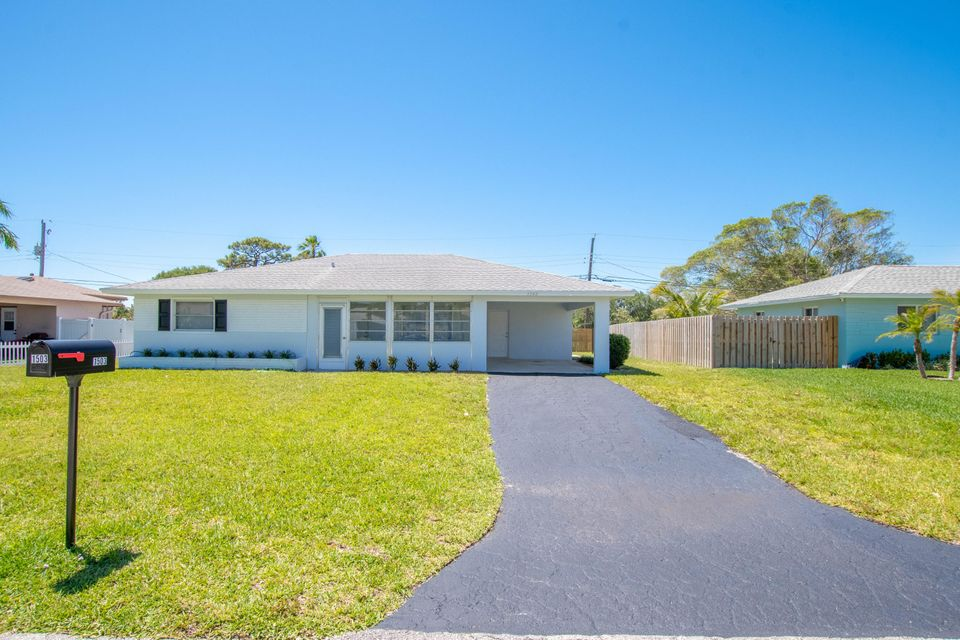 1503 Summer Avenue , Jupiter FL 33469 is listed for sale as MLS Listing RX-10425558 1 photos