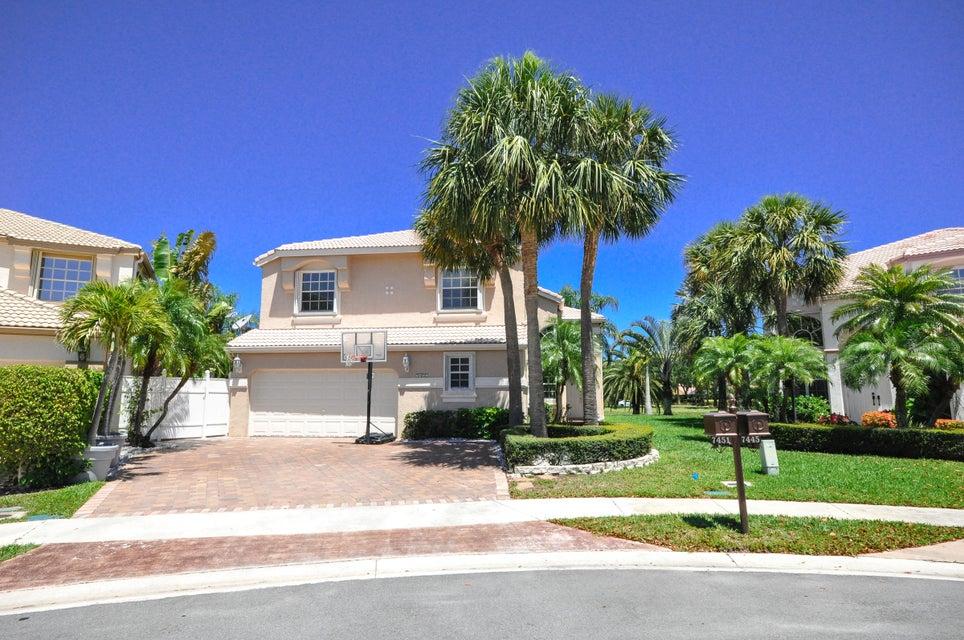 7451 Sally Lyn Lane  Lake Worth, FL 33467
