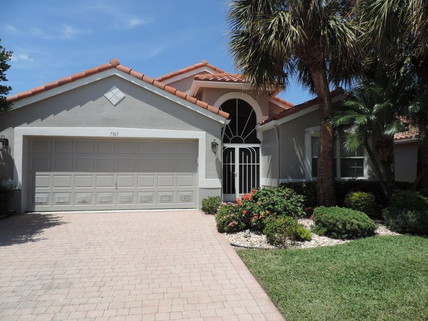 Cascades home 7365 Haviland Circle Boynton Beach FL 33437