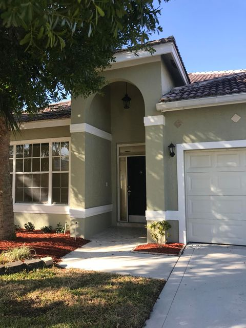Home for sale in WINSTON TRAILS PAR 9A Lake Worth Florida