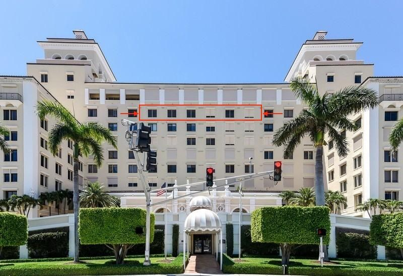 150  Bradley Place 903, Palm Beach FL 33480 is listed for sale as MLS Listing RX-10422839 photo #2