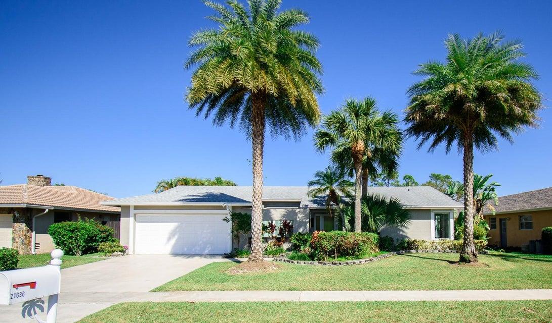 Home for sale in Loggers Run Boca Raton Florida