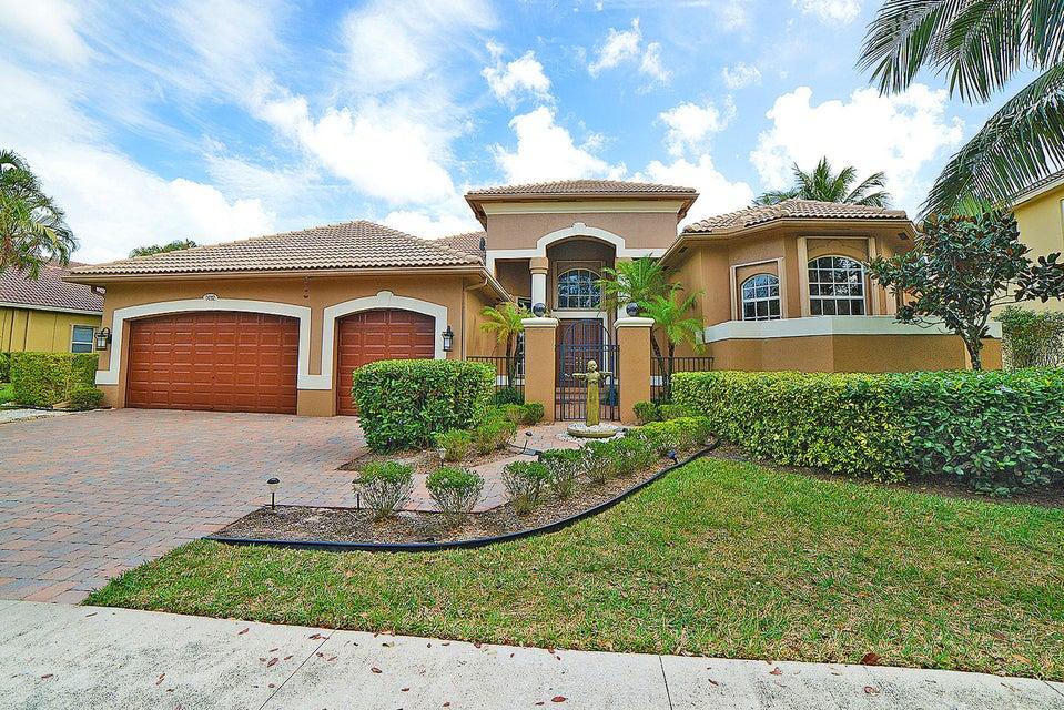 Home for sale in Ternbridge Estates Parkland Florida