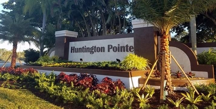 Home for sale in Huntington Pointe Delray Beach Florida
