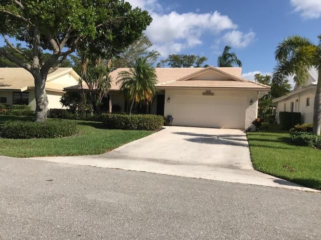 6533 Casabella Lane  Boca Raton FL 33433