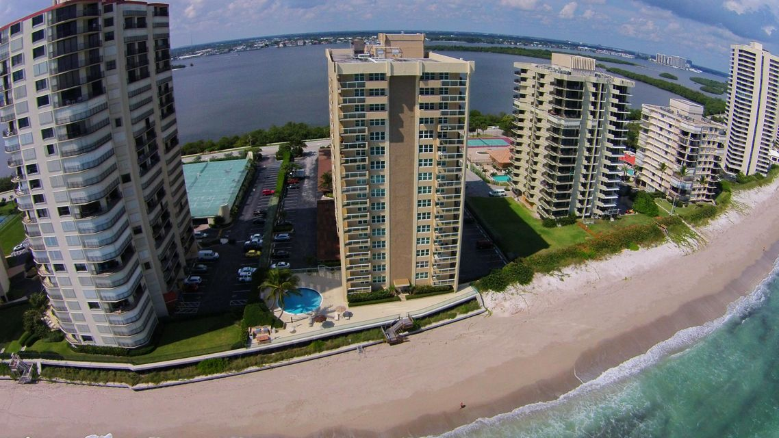 5440 N Ocean Drive 1402 , Riviera Beach FL 33404 is listed for sale as MLS Listing RX-10425676 30 photos