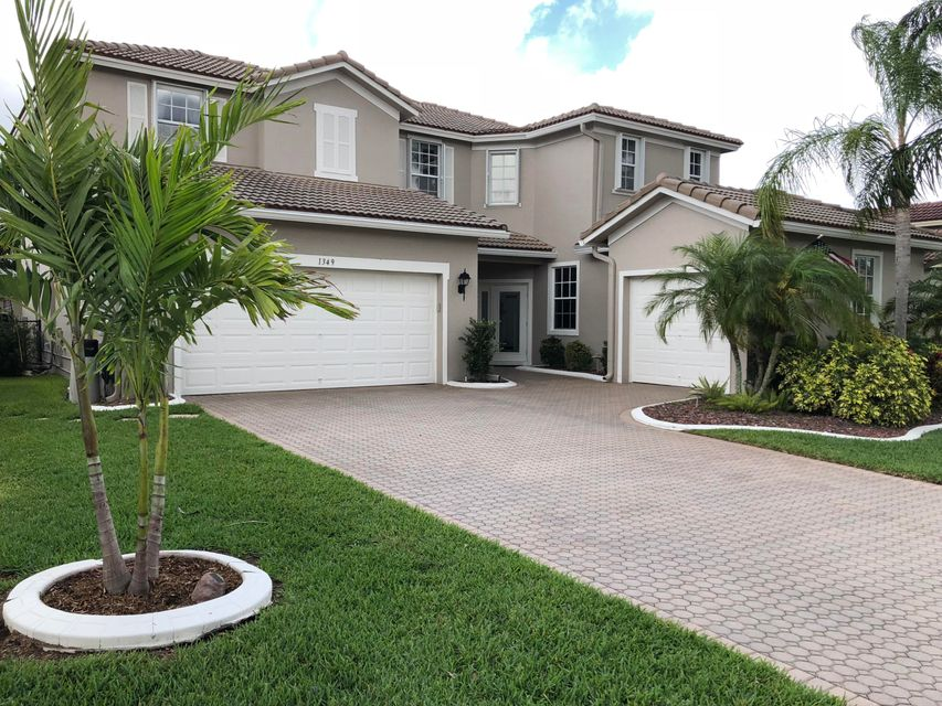 1349 Stonehaven Estates Dr  West Palm Beach FL 33411