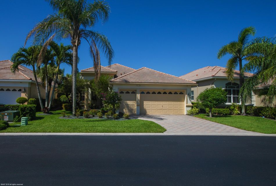 Home for sale in WYCLIFFE TR L Wellington Florida