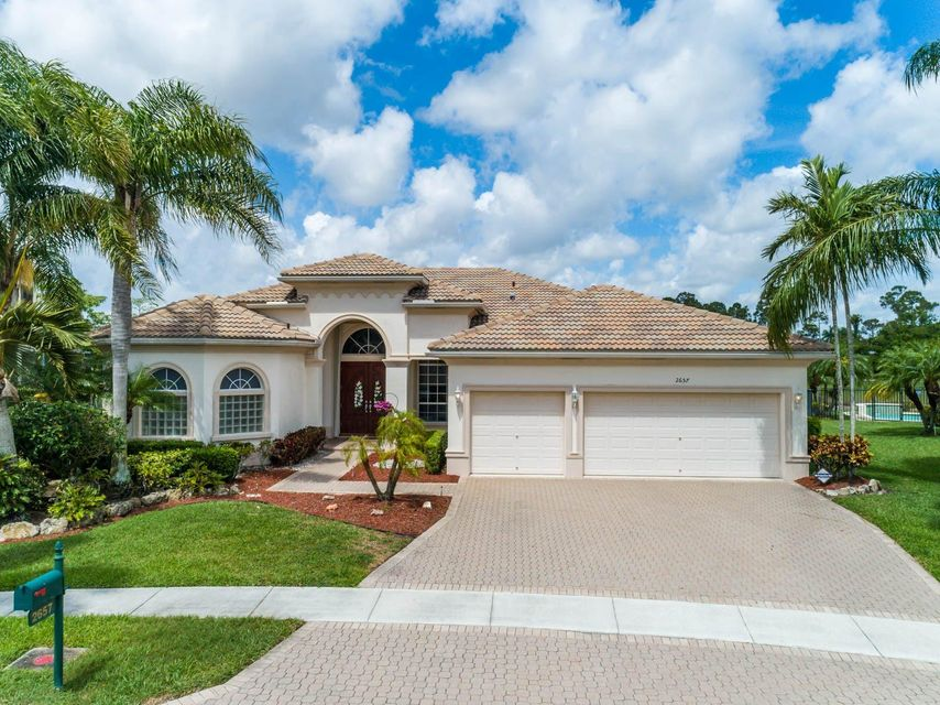 2657 Windwood Way Royal Palm Beach, FL 33411 photo 1