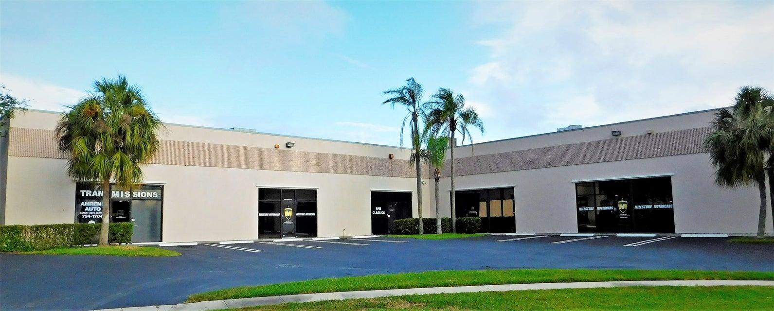 Boynton Enterprise Center Condo 3300 Sw 14th Place
