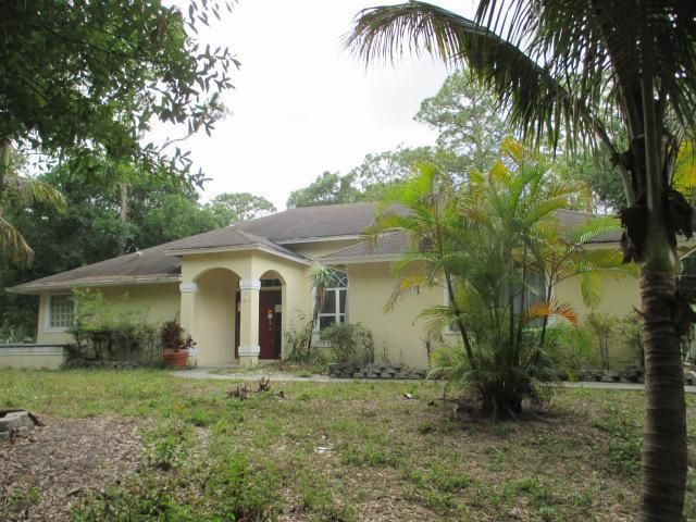 Home for sale in 7-41-42, N 1/2 OF W 1/3 OF TH PT OF S 1/2 OF N 1/2 OF NW 1/4 OF NW 1/4 LYG E OF ELY R/W LI OF SR 7 Jupiter Florida