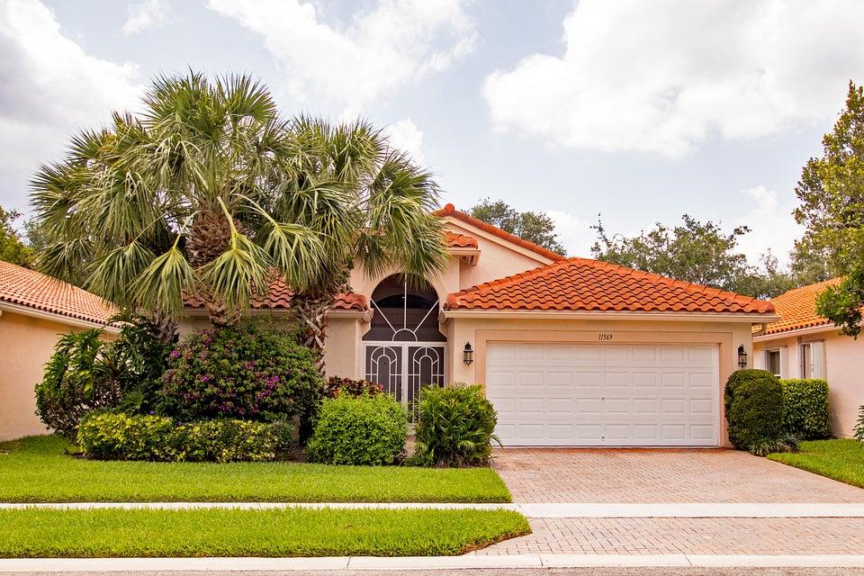 CASCADE LAKES home 11569 Bristol Wood Avenue Boynton Beach FL 33437