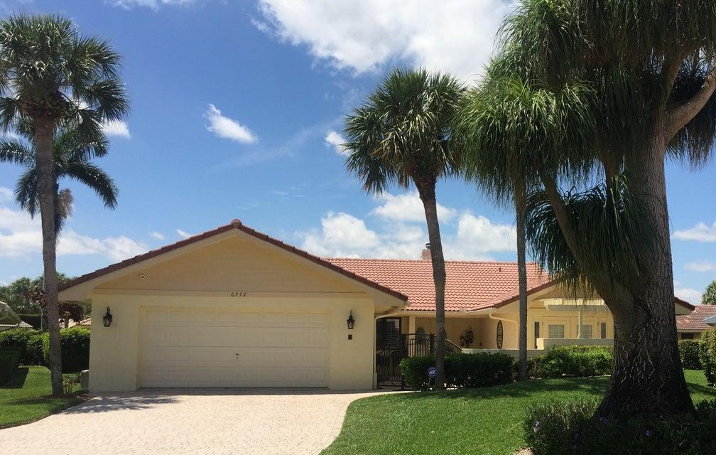 6772 E Villas Drive, Boca Raton in Palm Beach County, FL 33433 Home for Sale