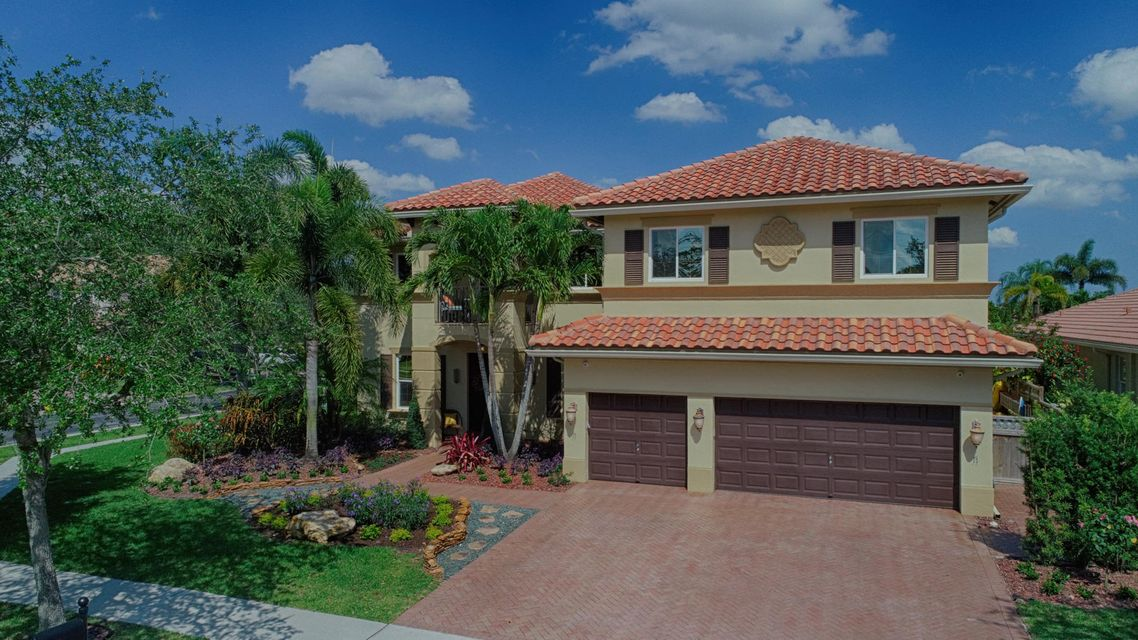 4229 Cedar Creek Ranch Circle, Lake Worth, Florida