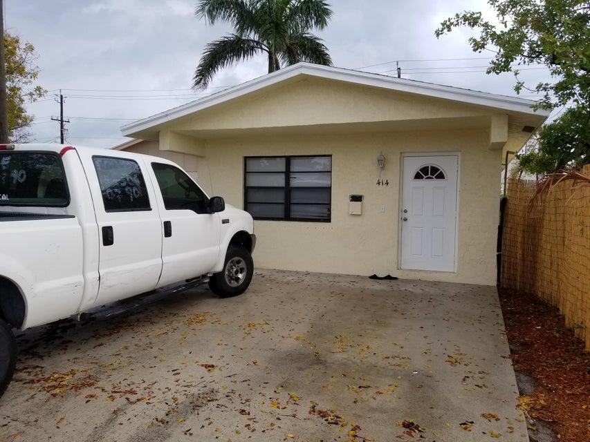 414 S F Street  Lake Worth, FL 33460