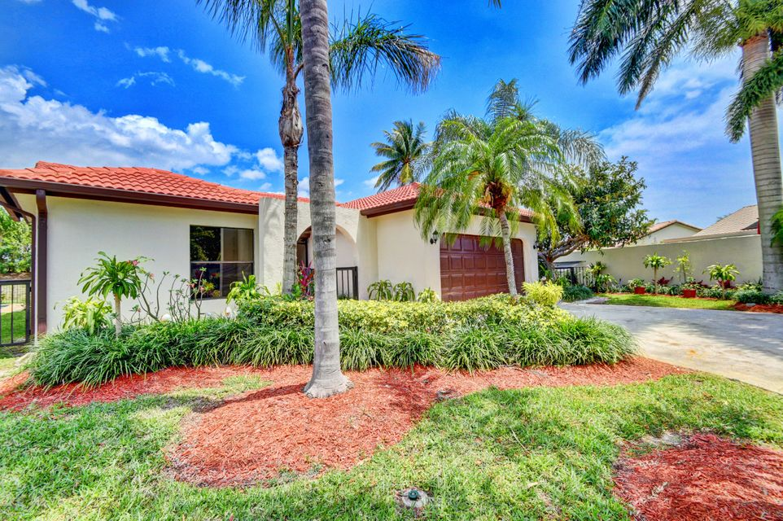 7707 Villa Nova Drive  Boca Raton FL 33433