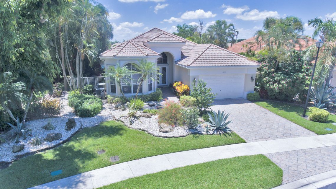 Home for sale in Wycliffe Golf And Country Club Wellington Florida