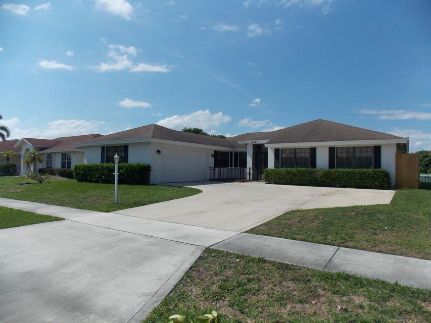 Home for sale in CYPRESS HEAD UNIT 1 Royal Palm Beach Florida