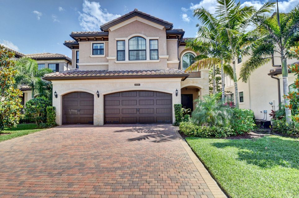The Bridges home 8158 Lawson Bridge Lane Delray Beach FL 33446