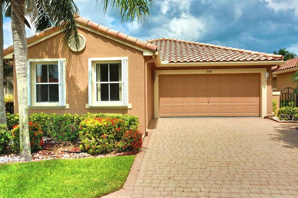 Cascades home 11580 Augustus Drive Boynton Beach FL 33437