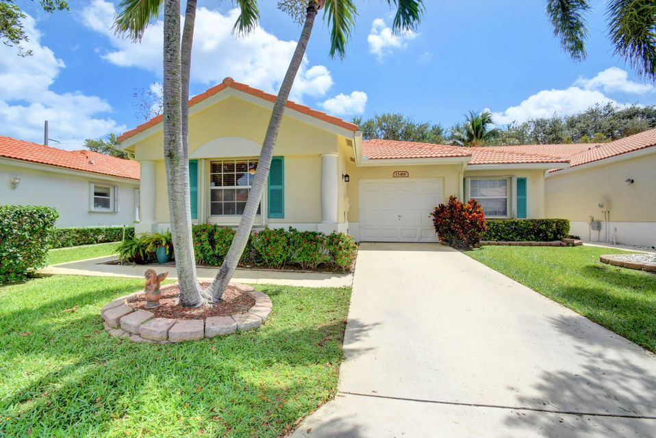 FLORAL LAKES 1 home 15416 Rosaire Lane Delray Beach FL 33484
