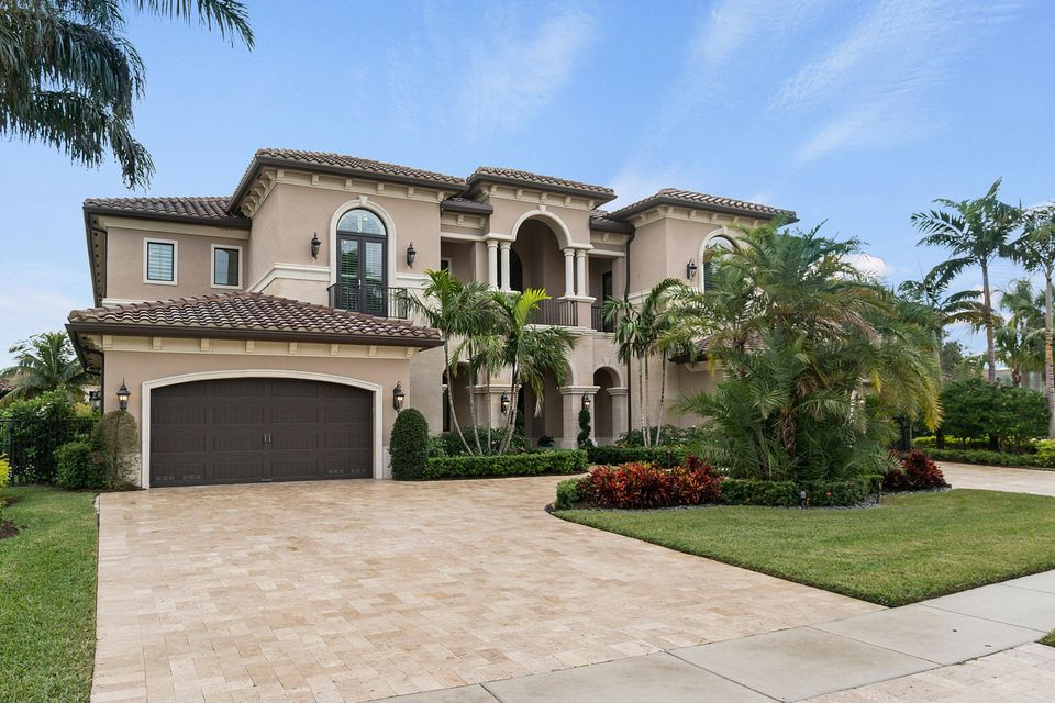 16835 Crown Bridge Drive  Delray Beach FL 33446
