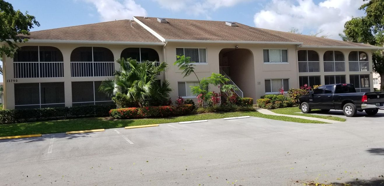 Pine Ridge At Delray Beach Condo 13790 Oneida Drive