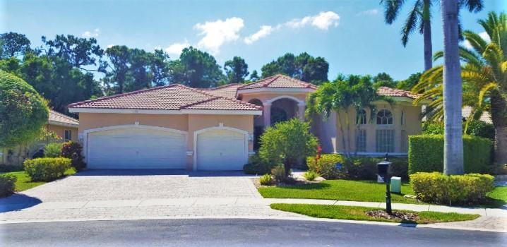 9701 Parkview Avenue  Boca Raton FL 33428