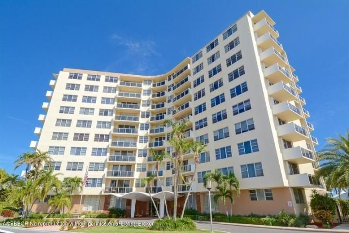 2800 N Flagler Drive, 715 - West Palm Beach, Florida