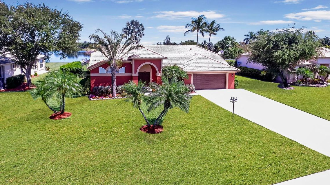 4393 Hunting Trail  Lake Worth, FL 33467