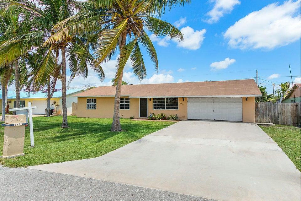 3431 Palomino Drive  Lake Worth FL 33462