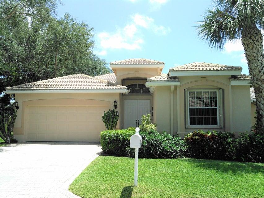 Villa Borghese home 13778 Via Vittoria Delray Beach FL 33446