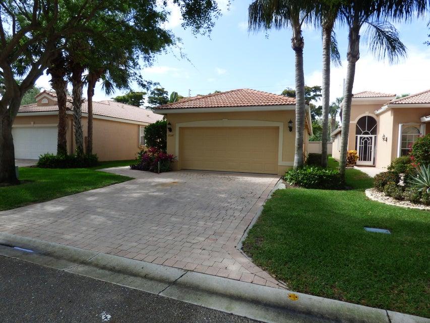 Villa Borghese home 7058 Via Genova Delray Beach FL 33446