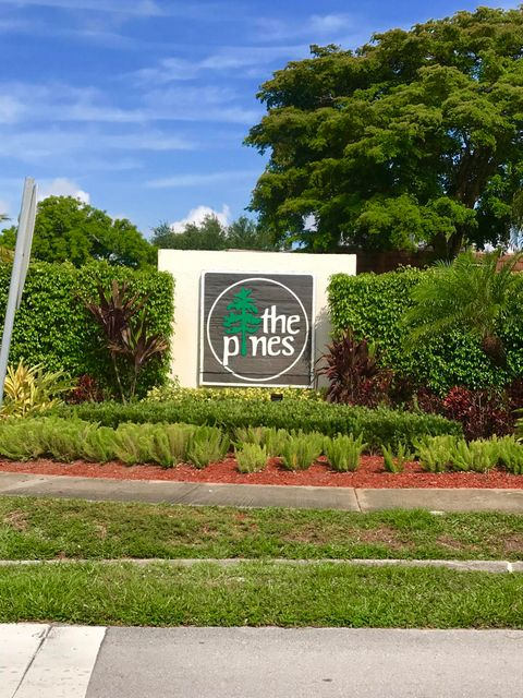 Home for sale in PINES 1 Greenacres Florida