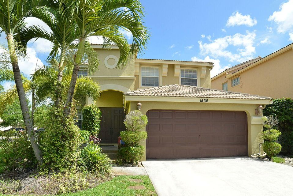 1536 Running Oak Lane Royal Palm Beach, FL 33411 photo 1