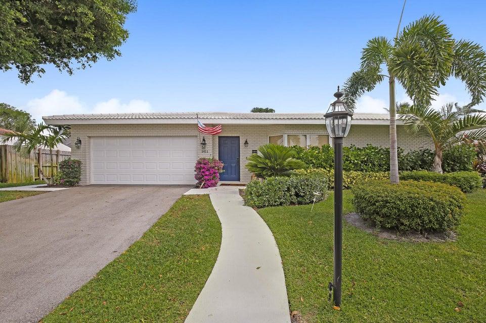 1411 SW 13th Street  Boca Raton FL 33486