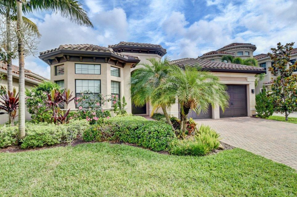 THE BRIDGES home 8754 Lewis River Road Delray Beach FL 33446