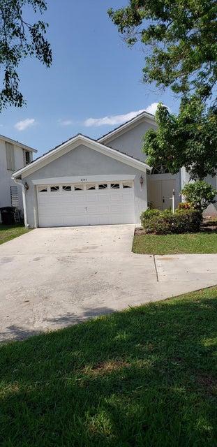 4343 Leicester Court  West Palm Beach, FL 33409